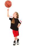 Fototapeta dziewczynka - dziecko - Poza Pracą / Sporty