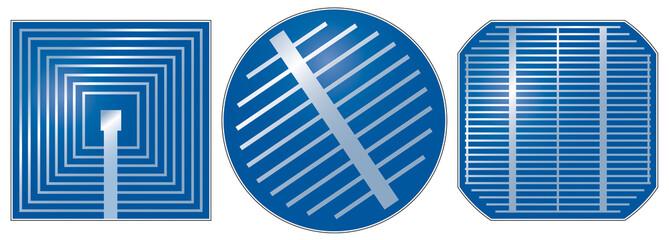 Cellules photovoltaïque - Modèles