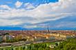 Torino, veduta panoramica