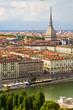 Torino e la Mole Antonelliana