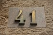 Numéro 41