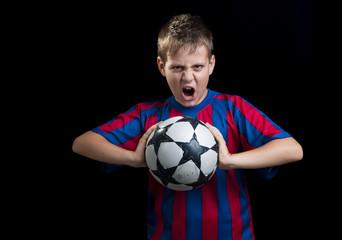 soccer howl