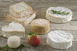Постер, плакат: Fromages Normands
