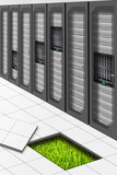 Green Datacenter poster