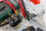 electrical tools and parts