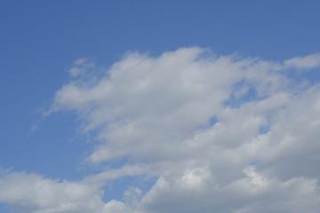 マリナデルレイの雲