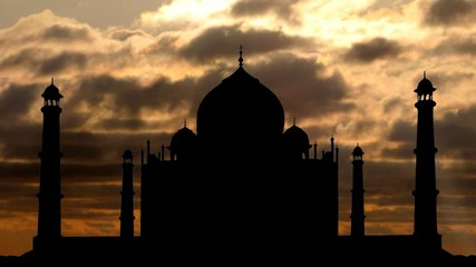 Golden_taj_mahal