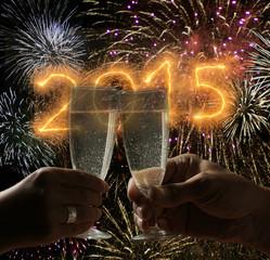 Neujahresbeginn 2015
