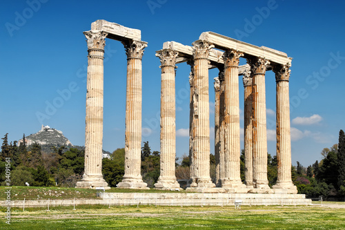 Poster Athene Olympia