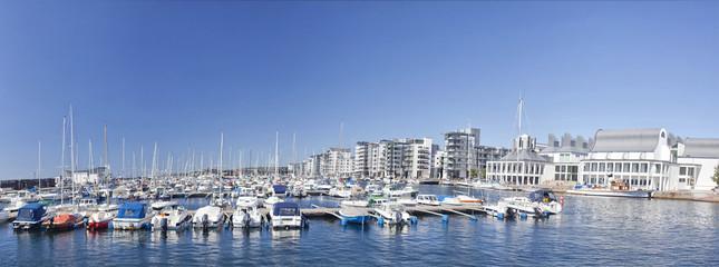 New Marina in Helsingborg, Sweden