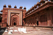 Fatehpur Sikri in Agra India