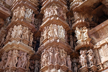 Vishvanatha Temple in Khajuraho India