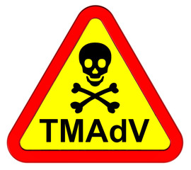 TMAdV - warning sign.