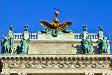 Wien Hofburg Kaiserkrone