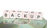 Datensicherung / Backup poster