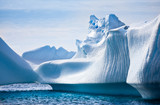 Fototapety Antarctic iceberg
