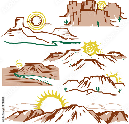 Sunny Mesas - 34108921