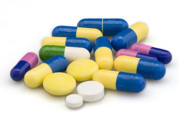 Píldoras medicinales