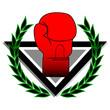 Emblema boxeo