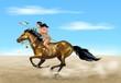 indiano a cavallo 2