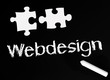 Webdesign - E-Business Concept