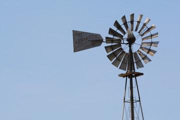 テキサスの風車