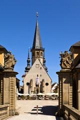 kirche weikersheim
