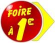 bouton foire à 1 euro