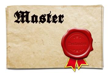Master bestanden