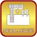 bouton metallurgie poster