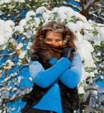 Sunny Winter Gladness poster