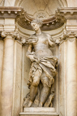 Virtue statue, Venice
