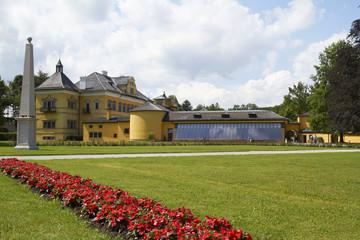 Castle Hellbrunn, Salzburg, Austria