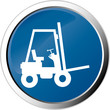 Web button - forklift truck