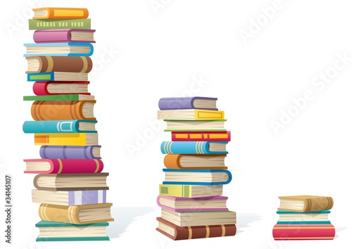 Book Stacks - 34145107