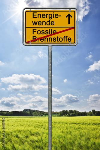 Energiewende - Fossile Brennstoffe