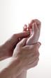 massage rééducation des mains