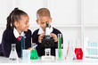 primary science students