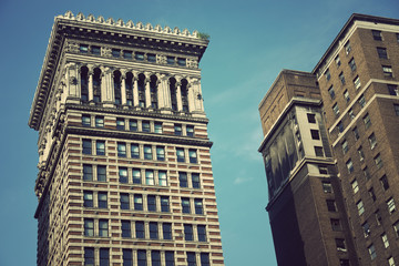 Old architecture of Pittsburgh