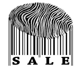 Sale on barcode
