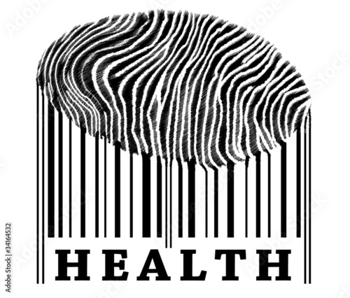 Health on barcode