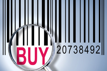 Buy on barcode