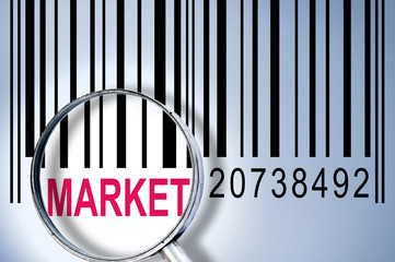 Market on barcode