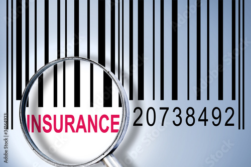 Insurance on barcode