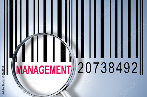 Management on barcode