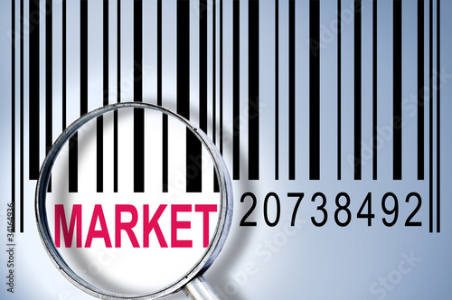 Market on barcode
