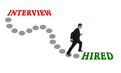 Road to Hired