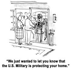Military home