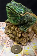 Glüks Frosch