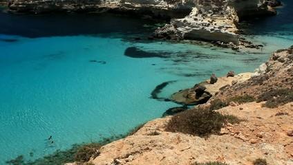 Isola dei conigli - Lampedusa, Italy